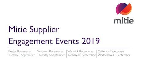 Mitie Supplier Engagement Event - Exeter tickets