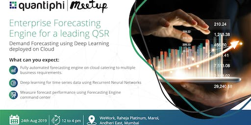 Enterprise Forecasting Engine
