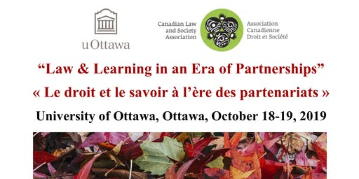 Law & Learning in an Era of Partnerships