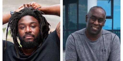 An evening with Jason Reynolds hosted by Alex Wheatle