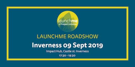 LaunchMe Information Roadshow