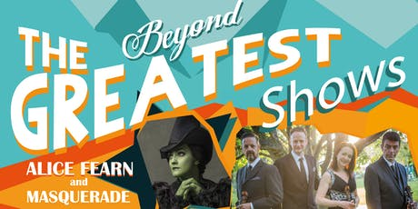 """Feast Festival presents """"Beyond the Greatest Shows"""" tickets"""