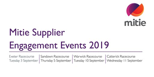Mitie Supplier Engagement Event - Warwick