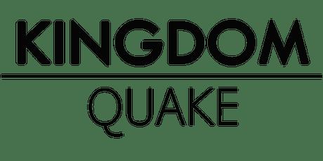 Kingdom Quake 2019 Summit tickets