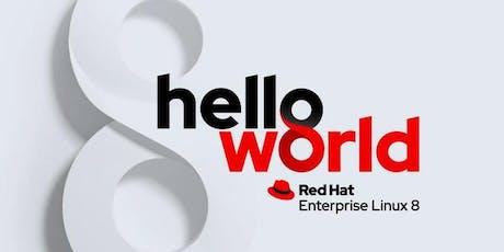 Avances y novedades en Red Hat 8 tickets