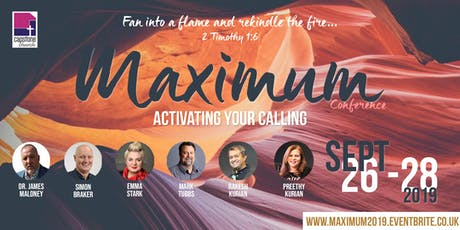 Maximum 2019 tickets