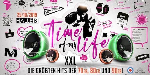 Time of my Life - XXL Edition - Die größten Hits der 70er, 80er und 90er