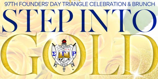 Sigma Gamma Rho Triangle Founders' Day Event