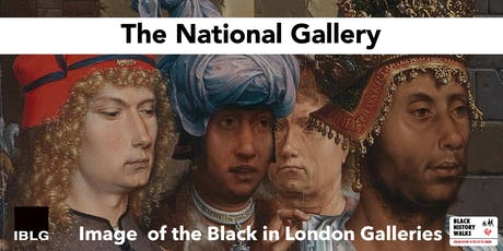 Image of the Black in the National Gallery tickets