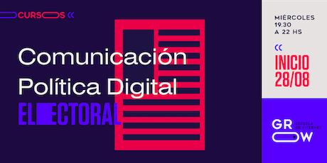 Comunicación Política Digital Electoral entradas