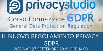 Privacy GDPR - Domande e risposte