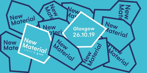 4Talent x Livity presents: NEW MATERIAL Glasgow