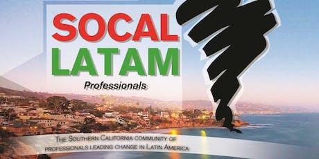 SoCal Latam Q3 2019 Meetup Irvine tickets