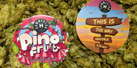 This is The Way and Dino Fruit Pre-Release Party at Hammerton Brewery tickets
