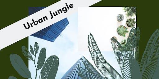 Urban Jungle Art Camp (All Day)