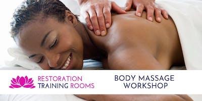 Body Massage Workshop