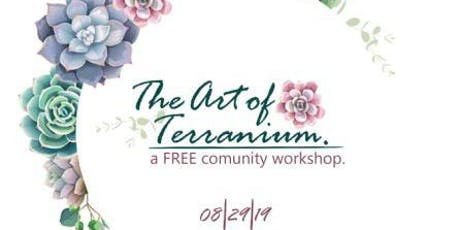 The Art of Terrarium Making tickets