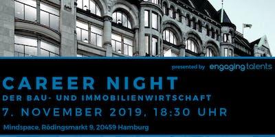 CAREER NIGHT der Bau- und Immobilienwirtschaft
