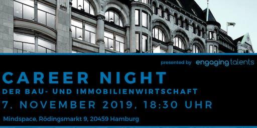 CAREER NIGHT der Bau- und Immobilienwirtschaft in Hamburg