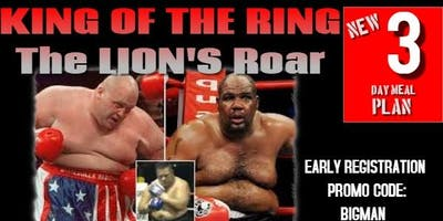 KING of the RING Boxing Boot Camp - BIG MAN Challenge