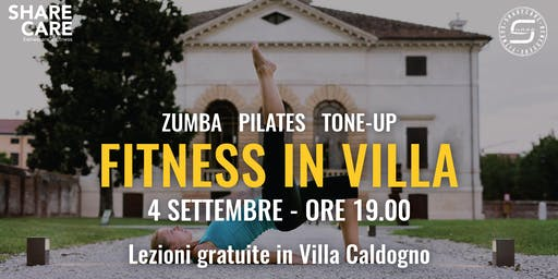 Fitness in Villa Caldogno