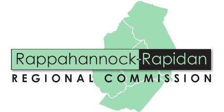 2019 Rappahannock-Rapidan Regional Commission Annual Meeting tickets