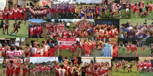 West Footscray Roosters Juniors Presentation Day