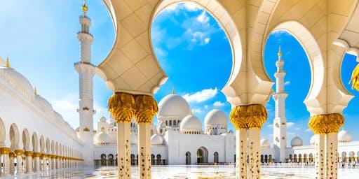 Fotopresentatie Cruisen langs de Emiraten
