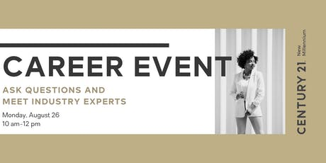 Real Estate Career Event tickets