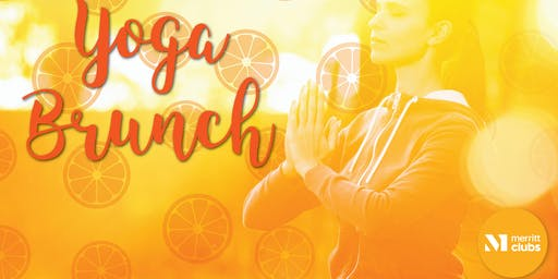 Poolside Yoga Brunch at Towson