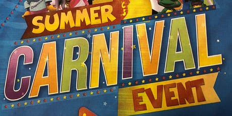 Bubble's Summer Carnival tickets