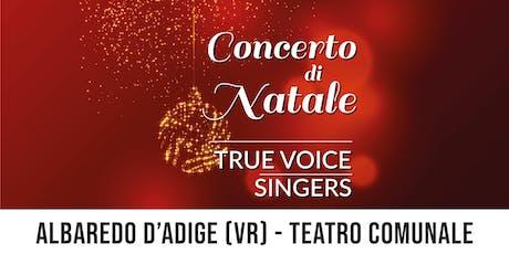 Concerto di Natale con i Truevoice Singers biglietti