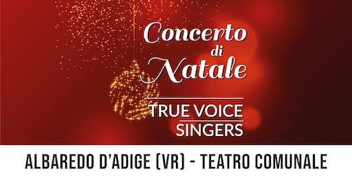 Concerto di Natale con i Truevoice Singers