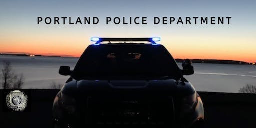 Becoming a Portland Police Officer: Information Session