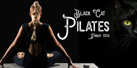 Black Cat Pilates: Friday the 13th  tickets