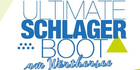 Ultimate Schlager Boot - powered by MR Event & Gastronomie Tickets
