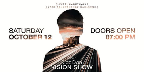VISION SHOW Tickets
