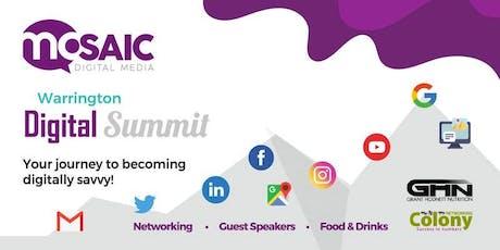 Warrington Digital Summit tickets