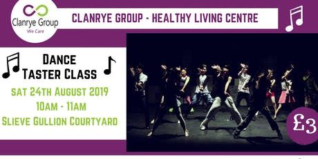 Clanrye Group - Dance Taster Class tickets