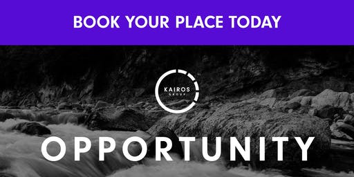 Kairos Recruitment Seminar - Free Entrance
