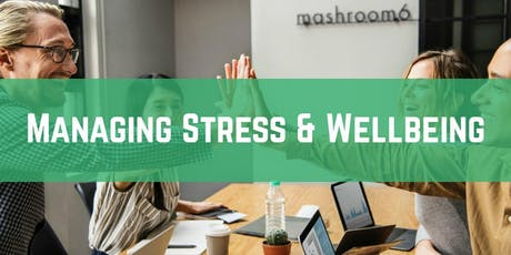 PACT HR: Managing Stress and Wellbeing tickets