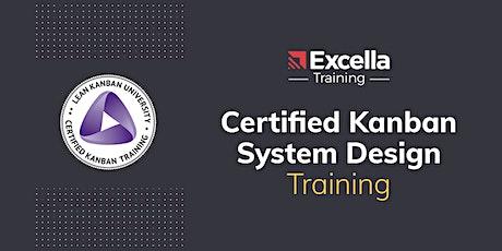 Certified Kanban System Design (KMP I) Training in Arlington, VA tickets