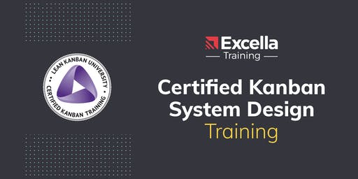 Certified Kanban System Design (KMP I) Training in Arlington, VA
