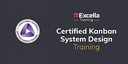 Certified Kanban System Design (KMP I) Training in Arlington, VA