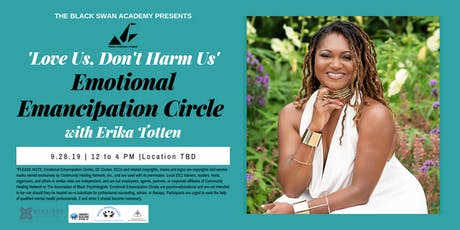 """Love Us, Don't Harm Us"" - Emancipation Circle with Erika Totten tickets"
