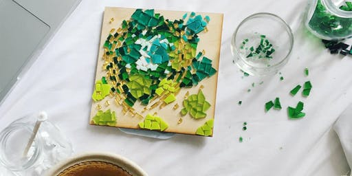Intro to Glass Mosaics with Dany Green
