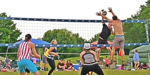 Chester Bird Grass Volleyball Tournament