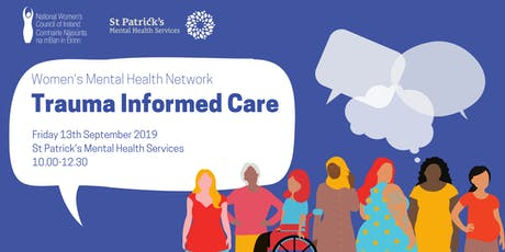 Women's Mental Health Network: Trauma Informed Care tickets