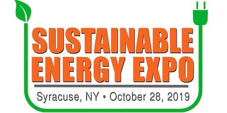 Sustainable Energy Expo - Syracuse tickets