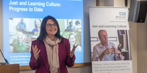 Just and Learning Culture - Want to implement a restorative approach?